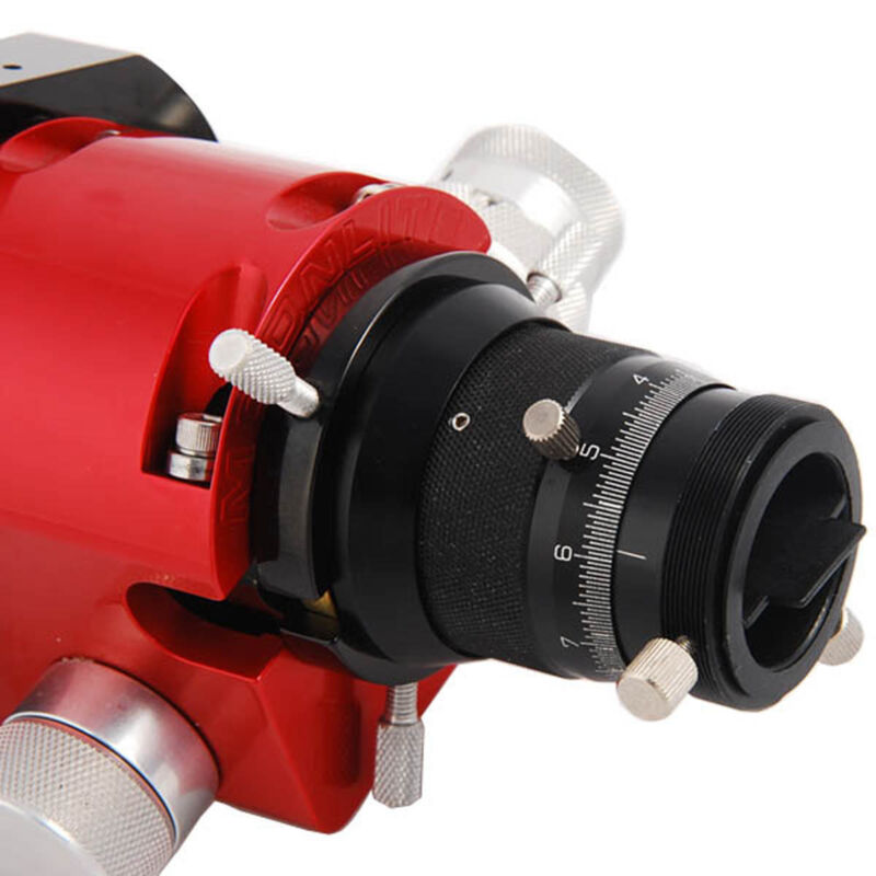 """1x M36 to 2""""Adapter+1.25"""" Telescope Double Helical Focuser 0.1mm Scale Accuracy"""