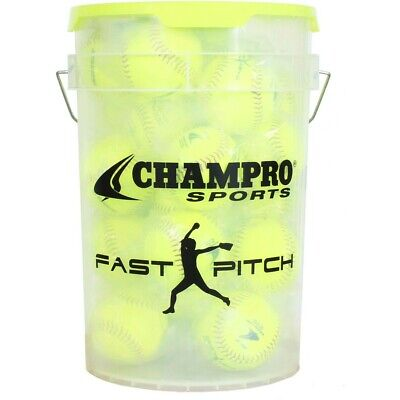 Champro Fastpitch Bucket with 11
