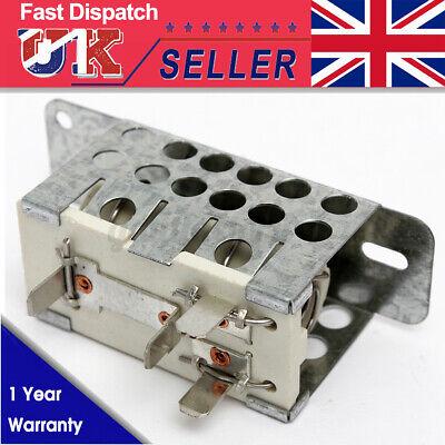 Heater Blower Fan Motor Resistor Regulator 7033705 For Ford Transit MK3 MK4 MK5