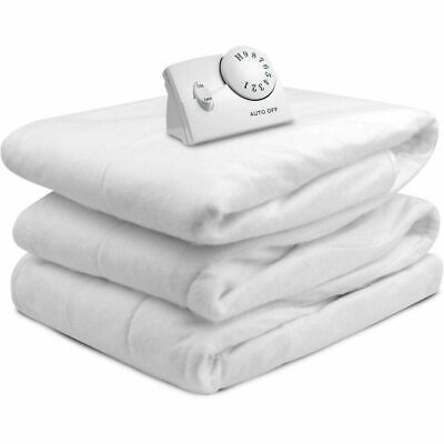 Automatic Heated Electric Heated Mattress Pad by Biddeford Blankets, Full Size
