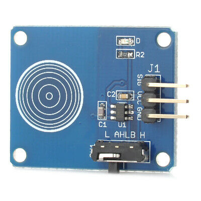 Digital Capacitive Touch Sensor Switch Module Subassembly For Arduino