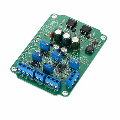 High Gain Instrumentation Programmable Amplifier Ad620 Module Differential Out