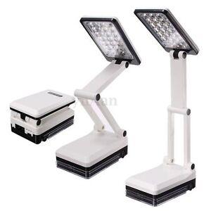 Rechargeable Pliable Led Eclairage Lampe De Table Pour