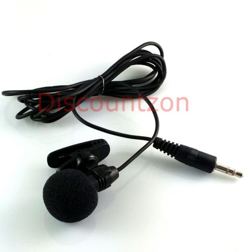 Mini Stereo Mic Microphone for Garmin VIRB Elite X 360 Ultra 30 Camera Camcorder