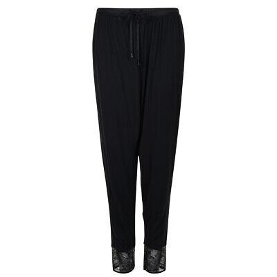 Calvin Klein Pyjama Hose Damen Nachtwäsche Schlafanzug Lang 5155