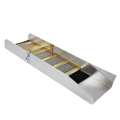 Yellow Jacket Sluice Box 36 Inch For Gold Prospecting Mining Operations