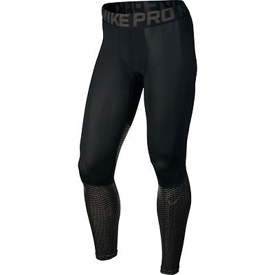 Nwt Nike 744283  010 Mn Pro Combat Hypercool Max Com  Tight Pant Leggings  80