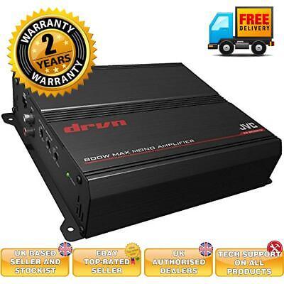 JVC KS-DR3001DMONOChannel Car Amplifier Class D power amplifier