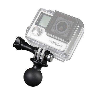 mantona RAM Befestigungsadapter für GoPro 25mm, für alle RAM Befestigungsadapter