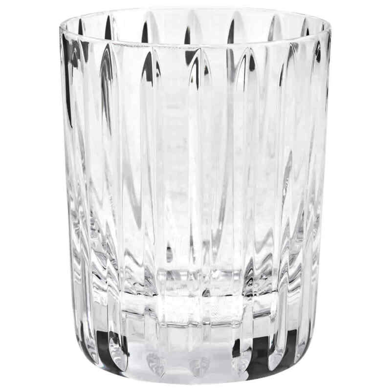 Baccarat Crystal Harmonie Extra Small Tumbler No 7 Glass - Clear - Set of 2