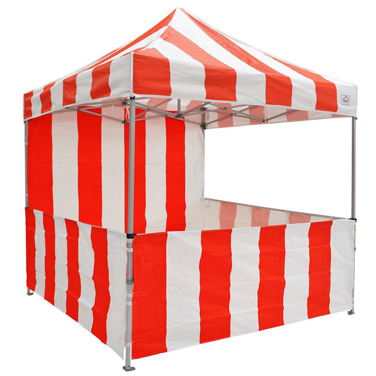 Impact Canopy Carnival Kit 10x10 Pop Up Canopy Tent Vendor B