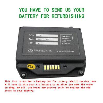 Rebuild Service For Optalign Smart PRUFTECHNIK ALI L2.601 SNO01831 7.4V BATTERY  - $150.00
