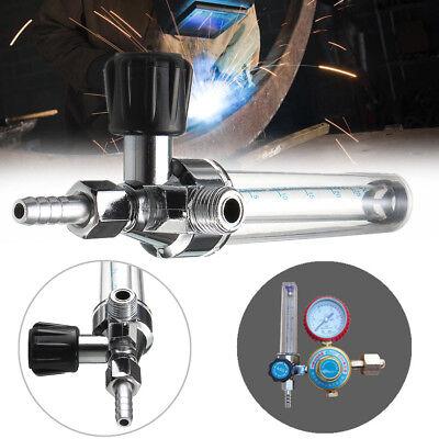 14pt Mig Flow Meter Gas Argon Arco2 Regulator Welding Weld 1-25 Lmin