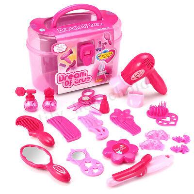 Make-up Schönheit Spielzeug Beauty Friseur Kosmetik Schminkset Mädchen Geschenk