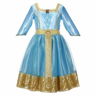 Disney Princess Brave Merida Royal Dress - Brave Merida Dress