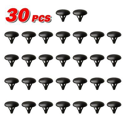 30pcs Hood Insulation Seal Clips Retainer for 1988-1992 Mazda MX-6 89-92 Probe