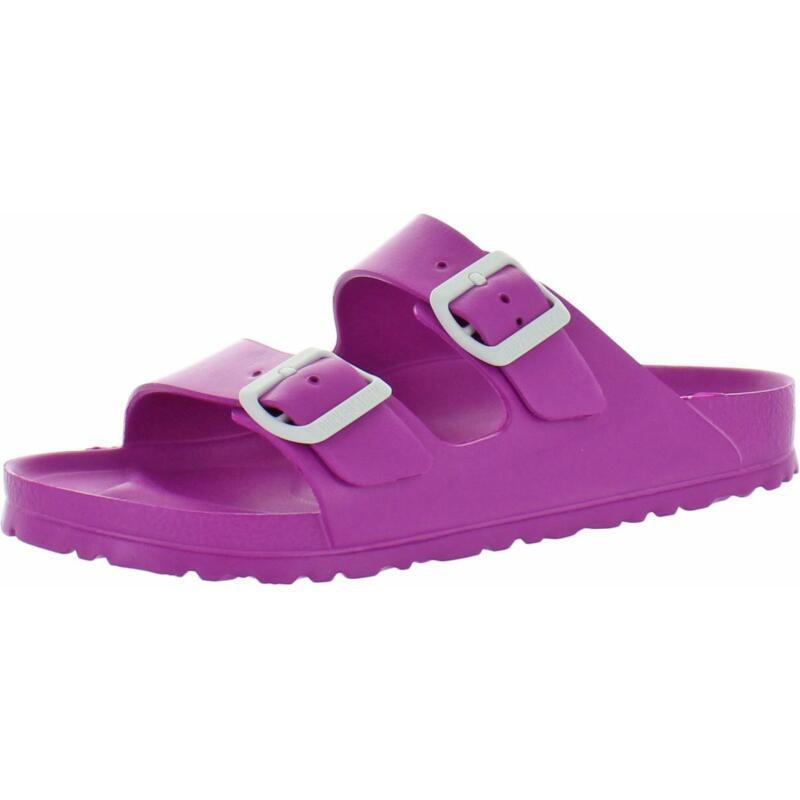 Birkenstock Womens Arizona Eva Slip On Slides Footbed Sandals Shoes BHFO 5216