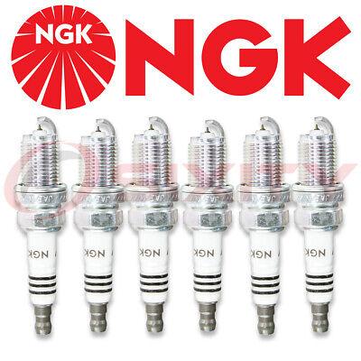 Set of 6 NGK Iridium 3764 Spark Plugs BKR6EIX-11