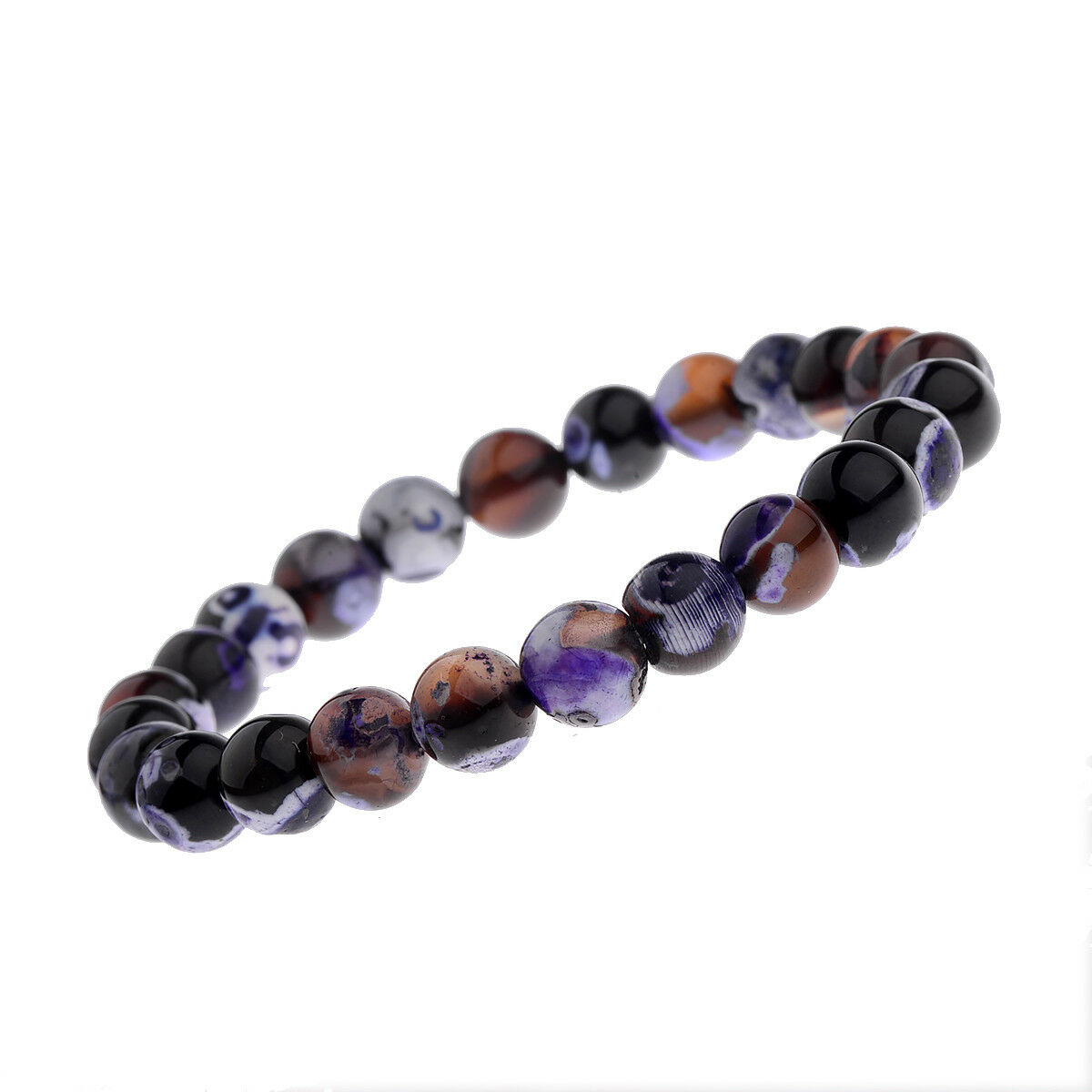 Colourful Stone beads style 6