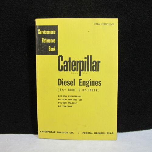 Caterpillar Servicemen