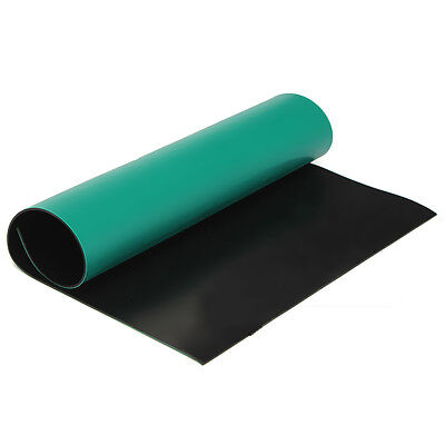 Green Desktop Anti Static Esd 300x400mm Grounding Mat For Pc Tablet Repair C8m3