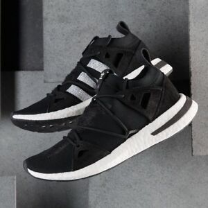 588e38d3af4 ADIDAS CONSORTIUM X NAKED ARKYN W CORE BLACK   WHITE