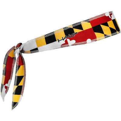 Halo Headband Tie Version I Sweatband - Maryland (Halo Headband Tie)