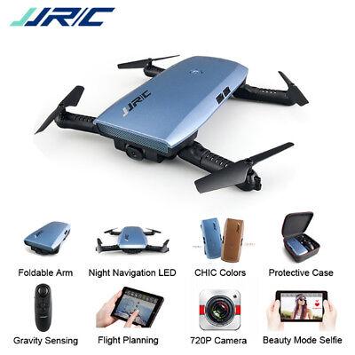 JJRC H47 Elfie Selfie Fold Pocket Drone Mini FPV Quadcopter & Extra  ☆.