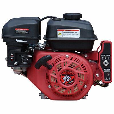New 6.5hp Gas Engine Electric Start Side Shaft 6.5 Hp Carroll Stream Motor Co.