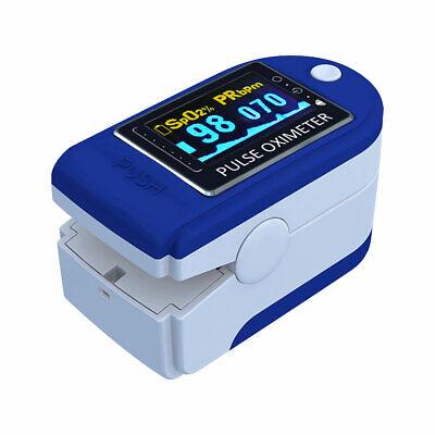 Portable Mini Oled Fingertip Finger Pulse Oximeter Heart Rate Meter Spo2 Monitor