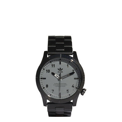 Adidas Men's Cypher M1 Black Stainless Steel Watch - CJ6312