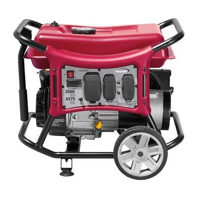 Powermate CX3500 - 3500 Watt Vest-pocket Generator w/ RV Outlet #PC0143500