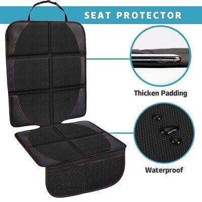 Mesh Slip Pocket (Universal Non-Slip Mesh Pockets Car Seat Protector from Child Seats, Dirt)