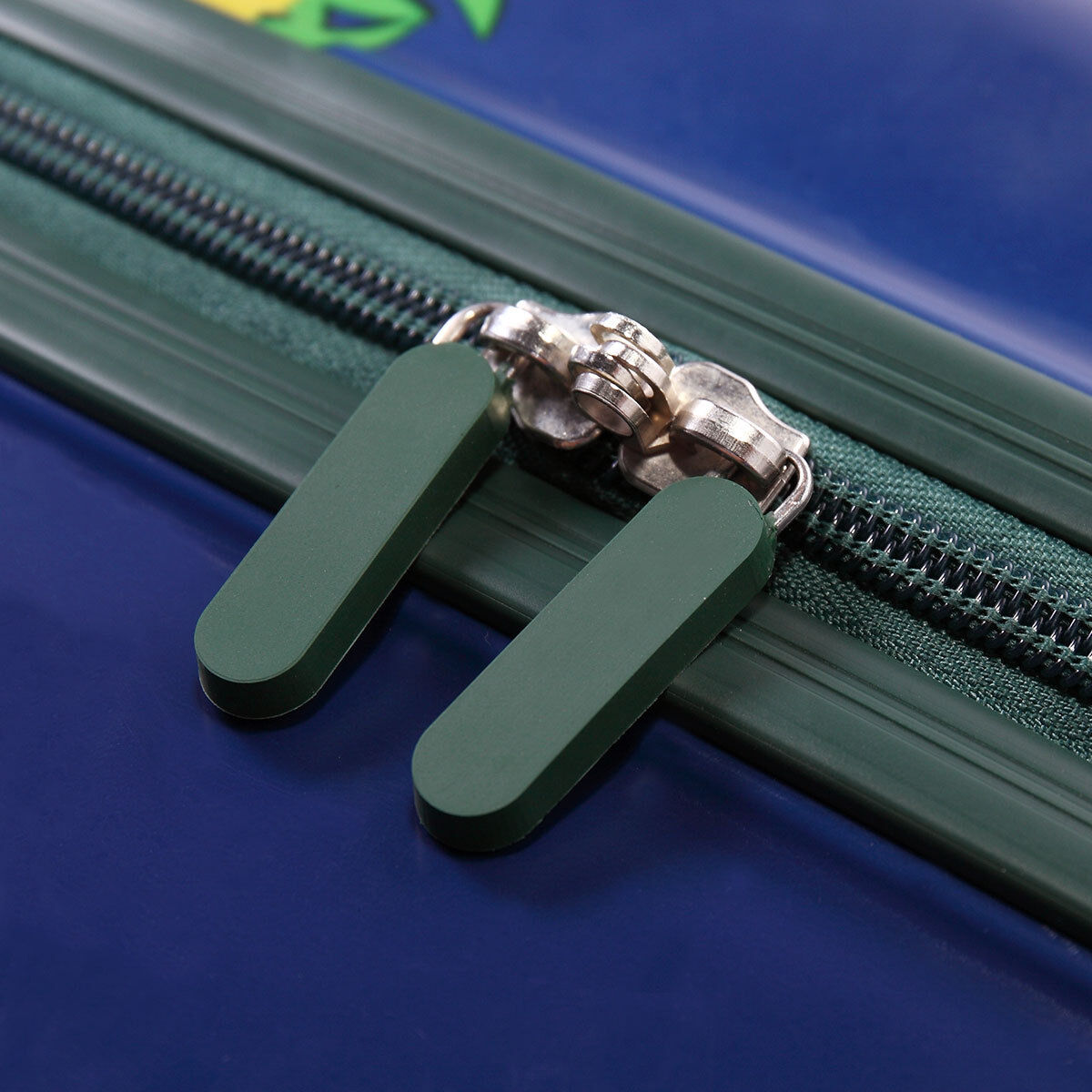 2Pc 12 16 Kids Carry On Luggage Set Upright Side Hard Hard Shell Suitcase - $33.00
