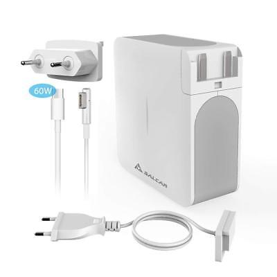 Magsafe Ac Power Adapter (60W AC Power Adapter/Power charger for Apple MacBook Pro Air Notebook Magsafe)