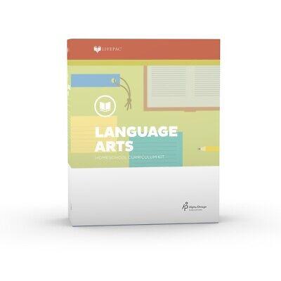s 4th Grade 4 AOP Home School Curriculum Kit MF (4th Grade Language Arts)