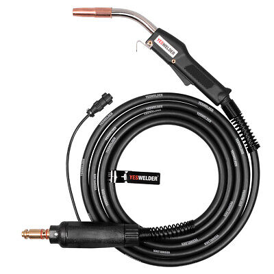 Mig Welding Gun Torch Stinger 15ft 250a Replacement Tweco 2 Fits Lincoln K533-7