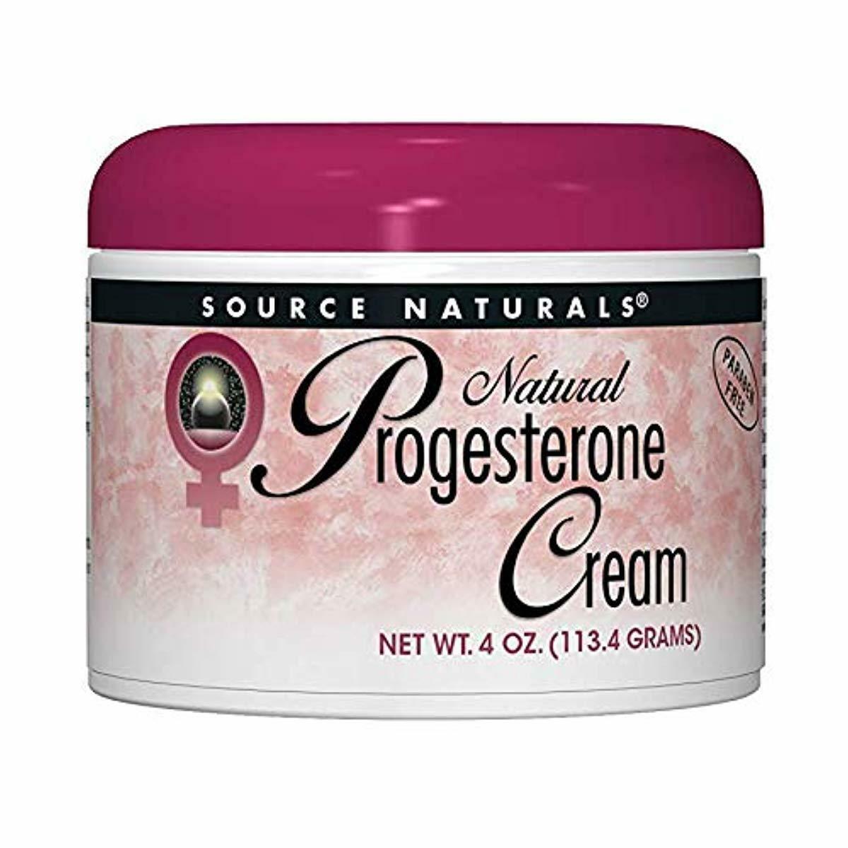 Source Naturals Progesterone Cream - Women's Health Support