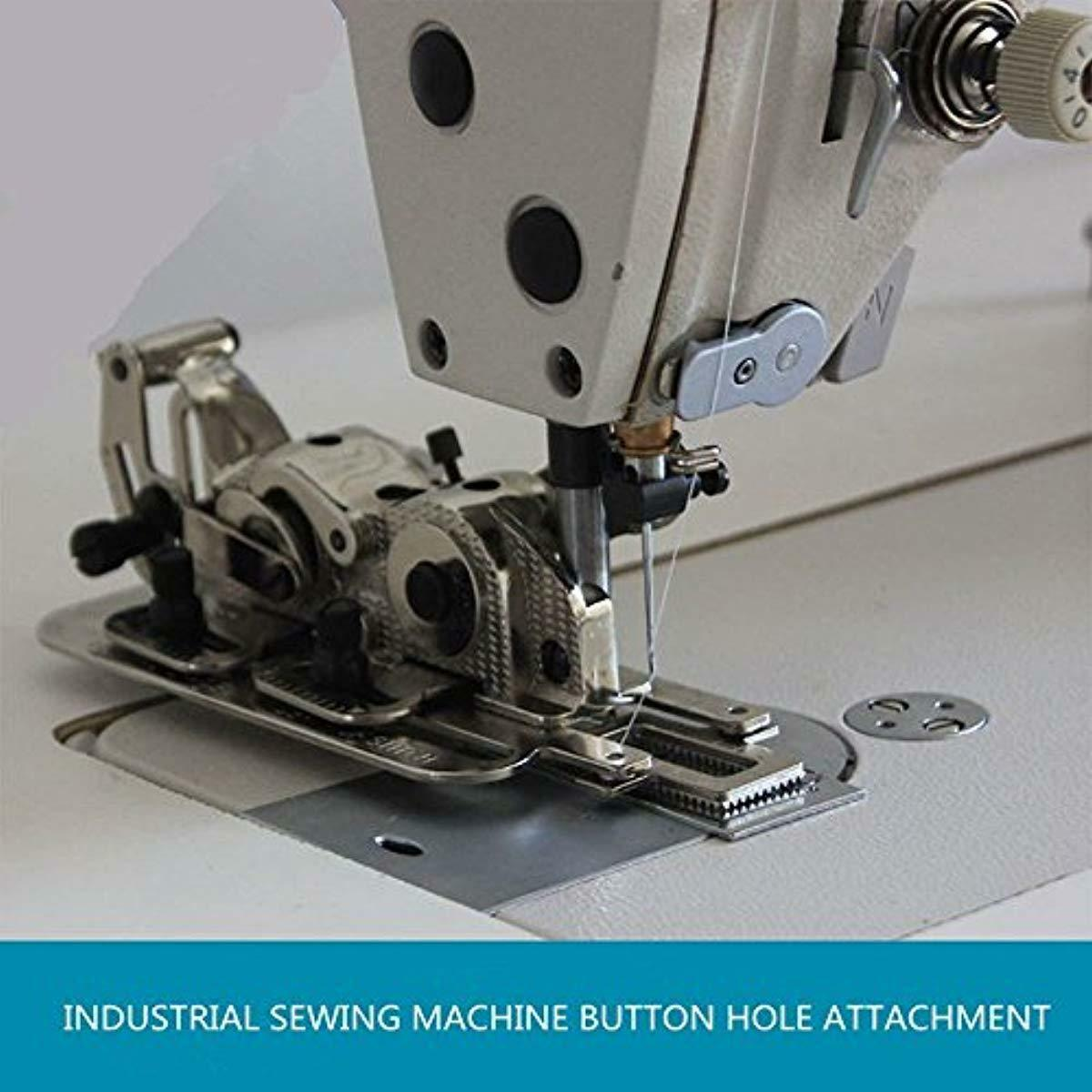 """Industrial Sewing Machine Hemming Attachment Foot 2/"""" WORKS ON BROTHER JUKI+"""