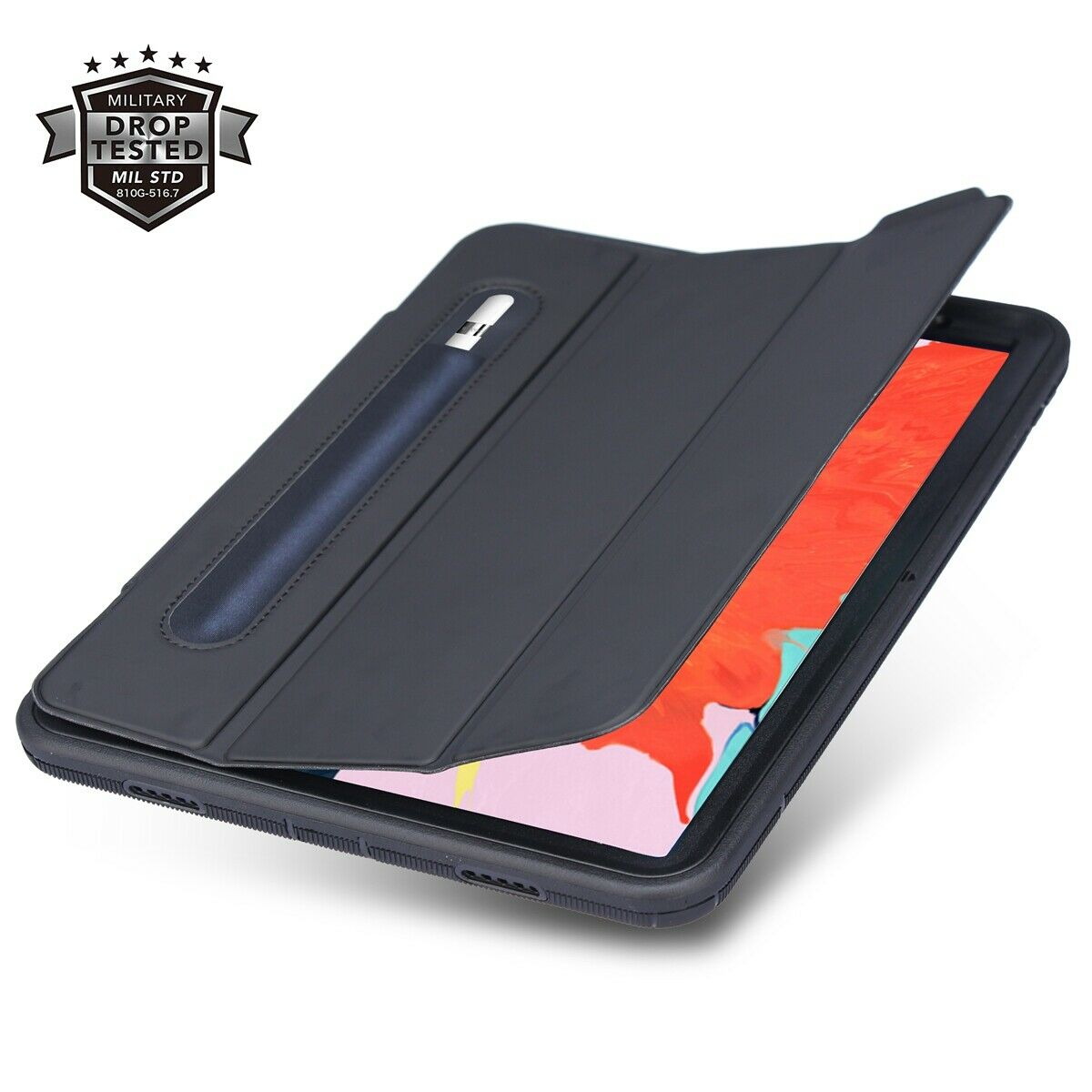 "Case For Apple iPad Pro 11"" 2018 Triple Layer Shockproof Sma"