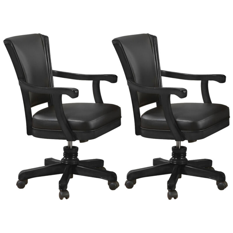 Legacy Elite Gas Lift Game Chairs (Set of 2)