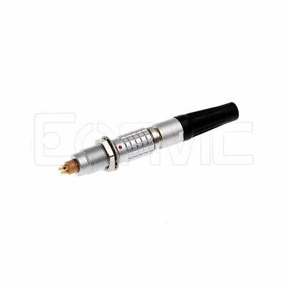 Compatible Lemo 0b 2 3 4 5 6 7 9 Pin Cable Plug Socket Connector Egg Fgg.0b.302