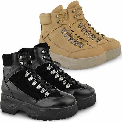 Womens Ladies Hi Top Wedge High Platform Trainers Sneakers B