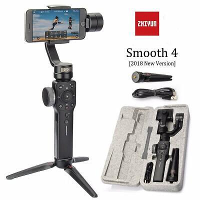 Zhiyun Smooth4 Smartphone Gimbal Handy Stabilisator 3-Achsen Handheld Stabilizer