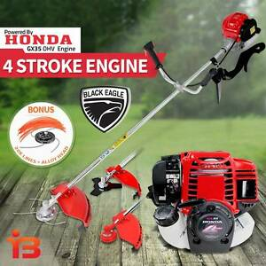 3 in 1 Black Eagle Petrol Engine Pole Chainsaw Brush Cutter Fairfield Fairfield Area Preview
