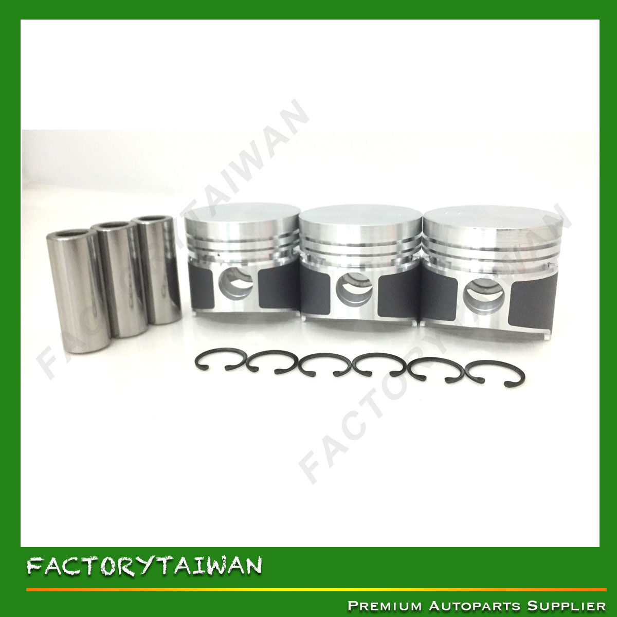 100/% TAIWAN MADE Piston Ring Kit Set STD 68mm for KUBOTA  ZB500 D750