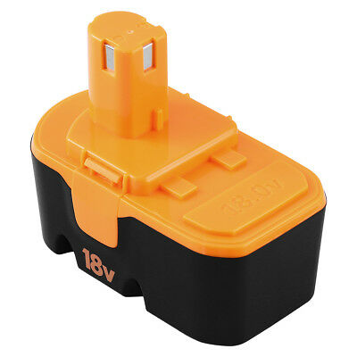 3 0Ah Replace For Ryobi 18V Battery One  P100 P101 Abp1801 1322401 1400672 13022