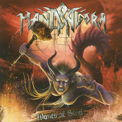 Mandragora cd, Accept, Saxon, Iron Maiden, old school heavy metal,