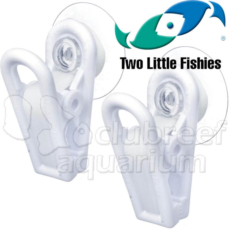 Veggie Clip SeaVeggies Floating Nori/Seaweed Aquarium Suction Cup Clips TLF 2pk