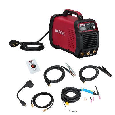 Tig-205 200 Amp Hf-tig Torchstickarc Welder 115 230v Dual Voltage Welding